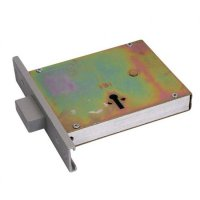 WALSALL LOCKS FB 2 Lever Deadlock 108mm KA FB1