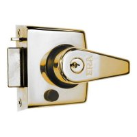 ERA 183 & 193 Deadlocking Nightlatch 40mm PB Boxed