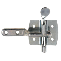 CROMPTON 1819 Automatic Gate Latch GALV