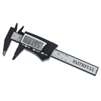 FAITHFULL Mini Digital Caliper - 75mm FAICALDIG75