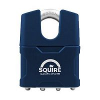 SQUIRE Stronglock 30 Series Laminated Closed Shackle Padlock 50mm KD Closed Shackle Visi