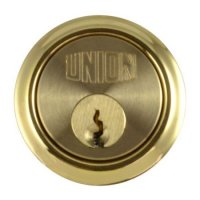 UNION 1X1 Rim Cylinder PL KD Old Section Boxed