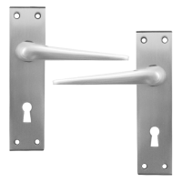 DORTREND 4212 Shirley Plate Mounted Lever Lock Furniture SAA Lever Lock