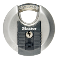 MASTER LOCK Excell Discus Padlock 80mm