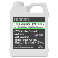 TOUCH PROTECT Hand Sanitiser Eco Refill Fill 1 Litre
