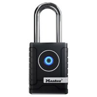 MASTER LOCK Weather Resistant Long Shackle Bluetooth Padlock 56mm - 4401EURDLH