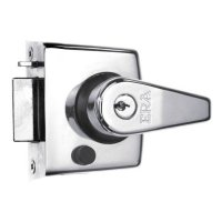 ERA 183 & 193 Deadlocking Nightlatch 40mm PC Boxed