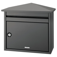 BRABANTIA B560 Post Box Anthracite (discontinued by Mfr.)