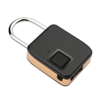 ASEC 40mm Fingerprint Padlock 40mm