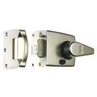 ERA 1530 & 1730 BS8621:2004 Auto Deadlocking Escape Nightlatch 60mm SN/SC Boxed