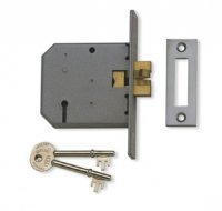 UNION 2477 3 Lever Clawbolt 75mm PL KD Boxed