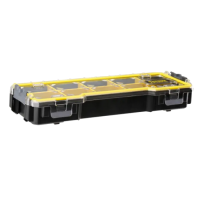 STANLEY FatMax® 1/3 Shallow Organiser Black & Yellow