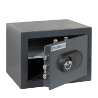 CHUBBSAFES Zeta Certified Safe £6K Rated 25E - 330mm X 450mm x 400 (53Kg)