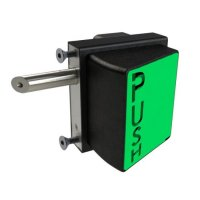 GATEMASTER SBQEDGL Bolt On Digital Exit Pushpad LH - SBQEDGLL02 (40mm - 60mm)