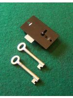 2 1/4'' Steel Straight Cupboard Lock 145