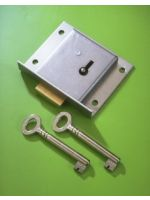 2 1/2'' Steel Drawer Lock No.25