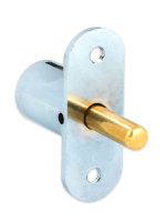 2612L RPT Sliding Door Lock - Plunger Type