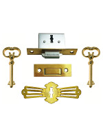 3 1/4'' Roll Top Desk Lock No.185