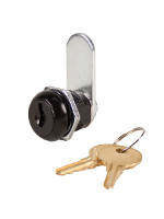 8500 Cam Lock 16mm BLACK