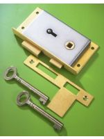 3 1/2'' Wardrobe Lock No.90