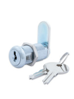 9100 Cam Lock 35mm CHROME