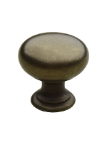K-12 25mm Classic Kitchen Knob Antique Finish