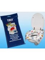 Kids Disposable Paper Toilet Seat Covers (1 Pack of 30)