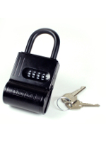 Shurlok Key Storage Lock Box - Black - SL-200W