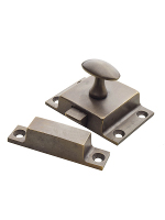 Pantry Latch - Antique Brass