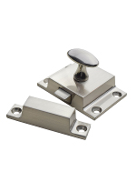 Pantry Latch - Satin Nickel