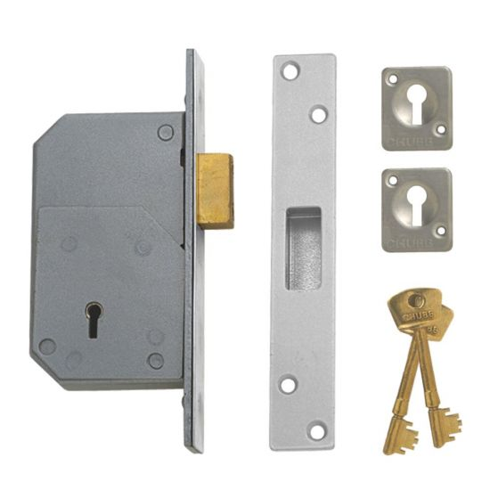 UNION C-Series 3G110 Detainer Deadlock 73mm SC KD Double Pole Micro Switch DPMS Boxed