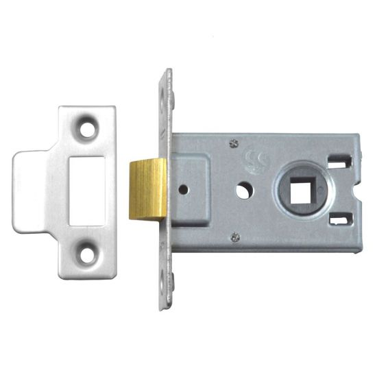 Legge 3708 & 3709 Mortice Latch 64mm NP Bagged