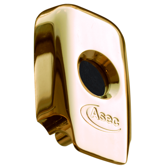 ASEC BS Nightlatch Housing Brass
