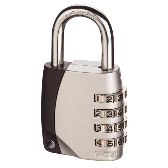 ABUS 155 Series Combination Open Shackle Padlock 44.5mm 155/40 Visi