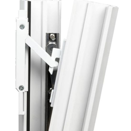 WINKHAUS Window Safety Catch Restrictor OBV White - Non-Locking