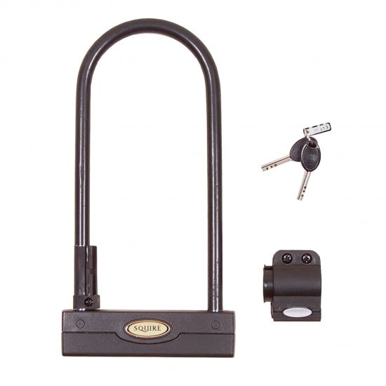 SQUIRE Challenger `U` Shackle D Lock 260mm