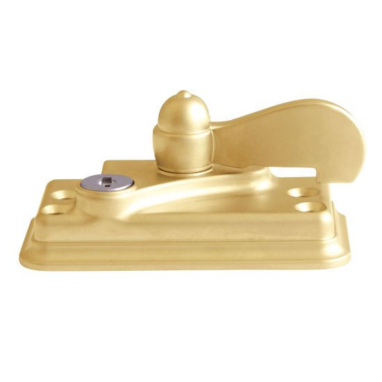 ERA High Security Heritage Lever Pivot Lock Gold