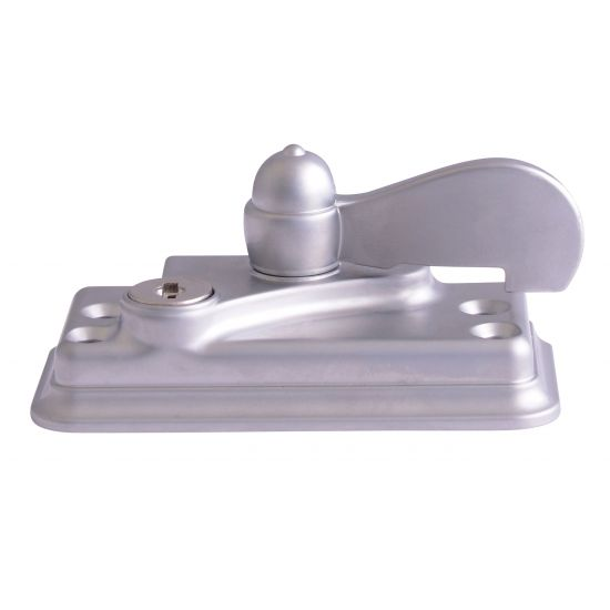ERA High Security Heritage Lever Pivot Lock Satin Stainless Steel