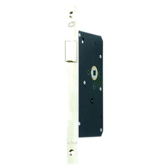 BRITON 5540 Mortice Latch 60mm SS Square Boxed