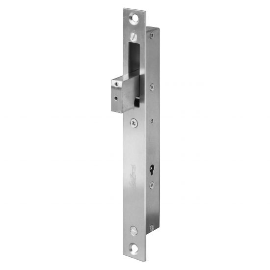 BRAMAH Very Narrow Stile Hookbolt To Suit Metal Applications