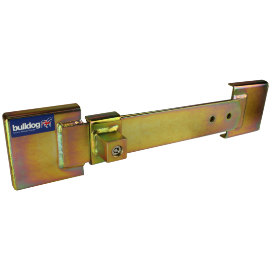 BULLDOG Chereau Box Container Lock CT600 Post 2009