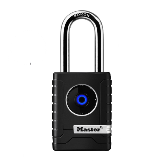 MASTER LOCK Outdoor Bluetooth Padlock For Business Applications 4401LHENT
