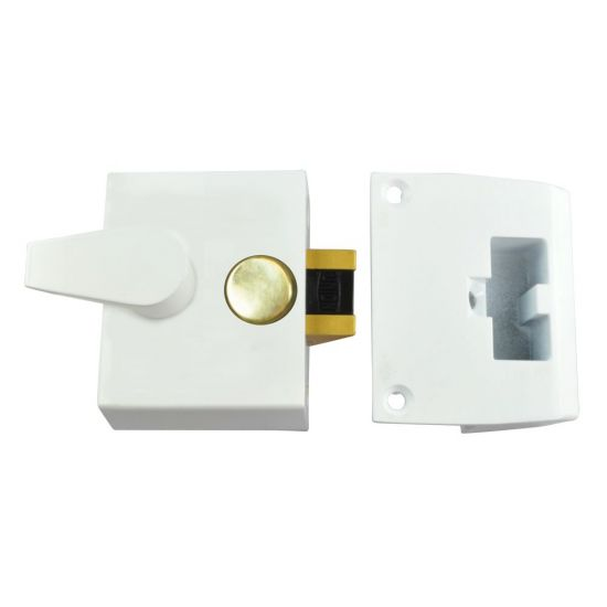 UNION 1037 & 1038 Auto Deadlocking Nightlatch 1037 - 40mm WE Case Only Boxed