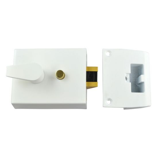 UNION 1037 & 1038 Auto Deadlocking Nightlatch 1038 - 60mm WE Case Only Boxed
