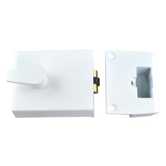 UNION 1158 Rollerbolt Nightlatch 60mm WE Case Only Boxed