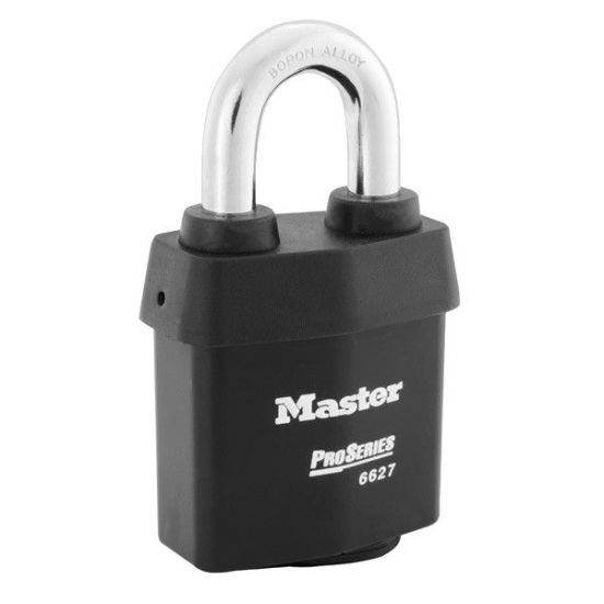 MASTER LOCK Pro-Series Padlock 67mm Open Shackle - 6627WO