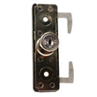 L&F 5825 Double Claw Lock - Click Image to Close